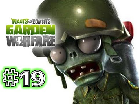 Plants Vs Zombies Garden Warfare Part 19 Gnomes Hd Gameplay Youtube