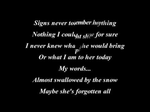 Snow - Kamelot with lyrics by LeeringLyrics
