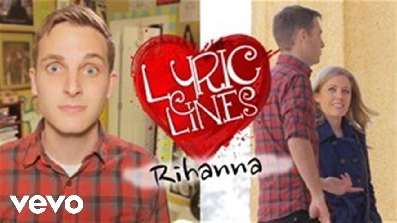 VEVO - Vevo Lyric Lines: Ep. 5 - Rihanna Lyrics Pick Up Girls?