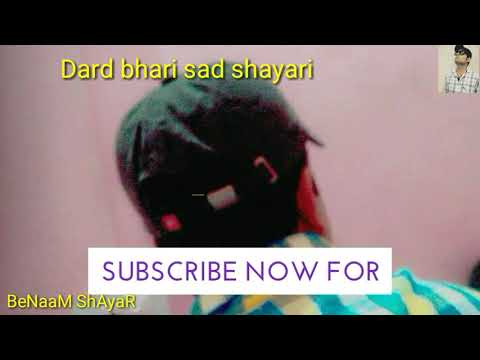 #Dard #bhari #sad #shayari #Ab #mout #see #keh #do