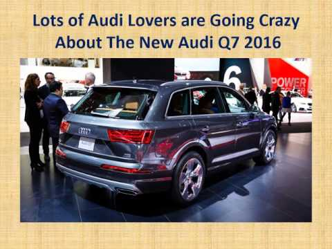 the new audi q7 2016 car club india review price launching date of new audi q7 2016. Black Bedroom Furniture Sets. Home Design Ideas