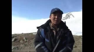 Мое первое восхождение на Монгун-Тайгу