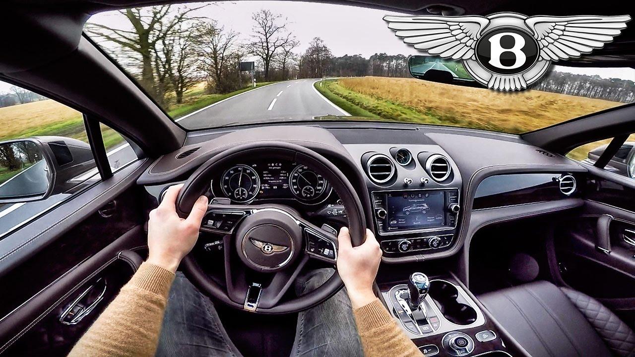 Bentley Bentayga Pov Test Drive Amp Interior Sound By