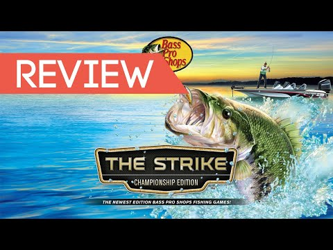'Bass Pro Shops The Strike: Championship Edition' Review