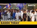 Massive Security In Mumbai As Dalit Groups Call For Bandh Today
