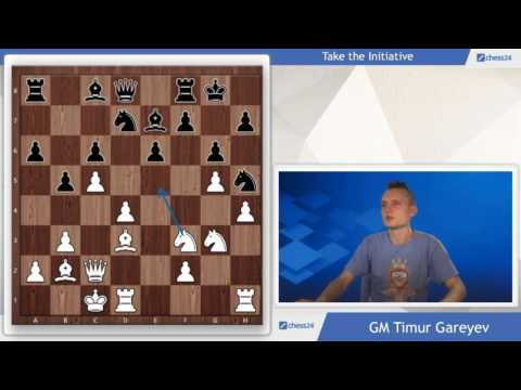 GM Timur Gareyev's Chess Lessons from Blindfold King