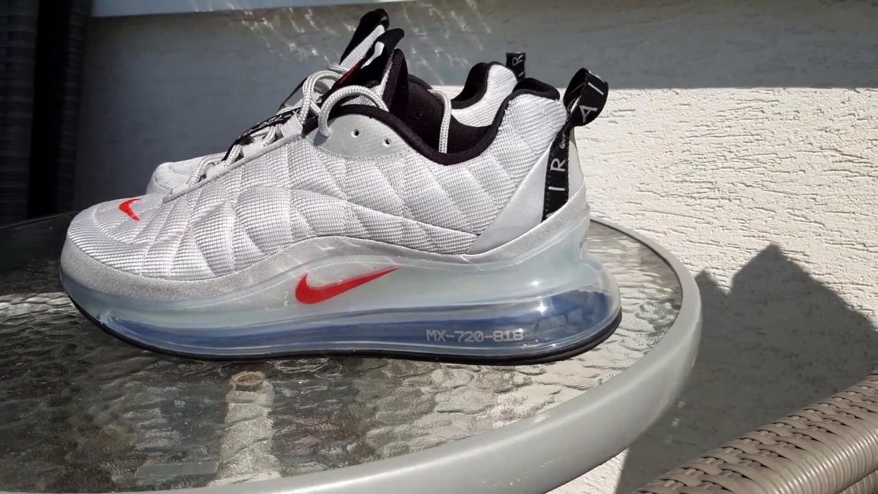 Nike MX-720-818 Silver Bullet CW2621
