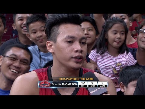 Best Player: Scottie Thompson | PBA Governor's Cup 2017