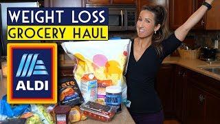 Dietitian Weight Loss Aldi Grocery Haul