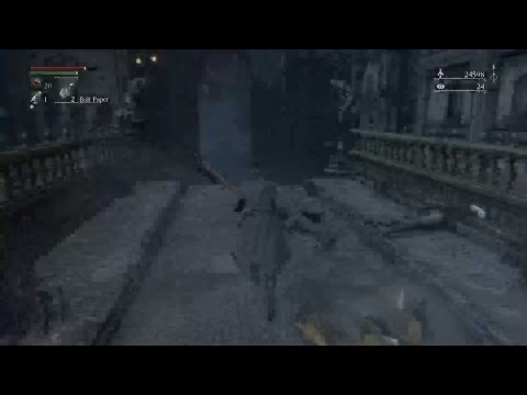 BloodBorne Pt 7 : Misplaced Apostrophes and too many Consonants