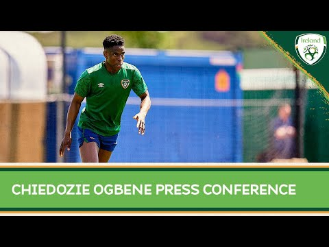 PRESS CONFERENCE | Chiedozie Ogbene