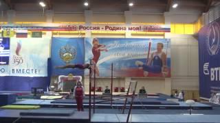Seda Tutkhalyan - UB EF - Russian Nationals 2015 - 13.500 (5.8)