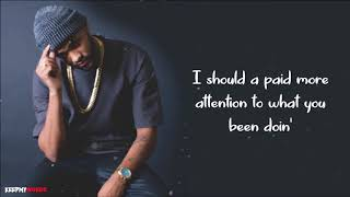Joyner Lucas - I'm Sorry ( Lyrics Video )