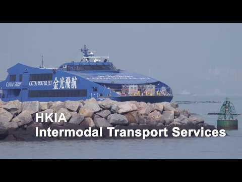 HKIA Intermodal Transport Services