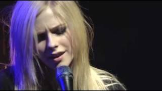 Avril Lavigne Slipped Away live at budokan 2005