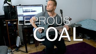 Leprous - Coal guitar cover