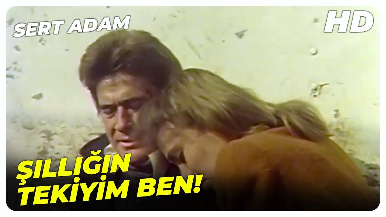 Sert Adam - Motor Çetesi, Kemal'in Peşine Düştü! | Cüneyt Arkın  Eski Türk Film