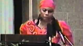 Dr Marimba Ani on the ending of european cultural construct YURUGU   YouTube