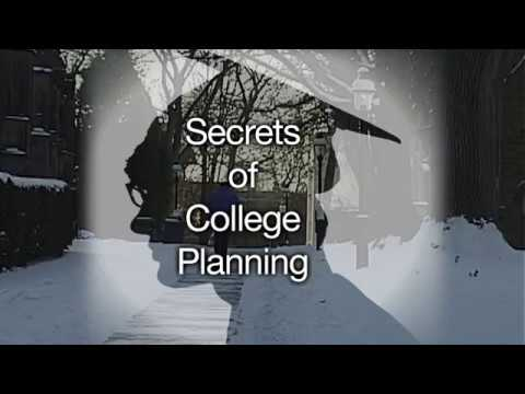 Secrets of College Planning with Anthony Uva host of Secrets of College Planning TV show