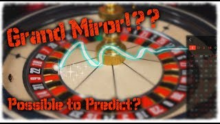 HD ✦ Live Roulette ✦ Prediction of Numbers & Sector! Live Casino - Real money! ♛ Amazing Hit!