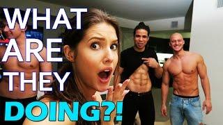 THE HOTTEST INSTAGRAM SKIT! | Amanda Cerny