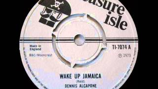 DENNIS ALCAPONE - Wake Up Jamaica