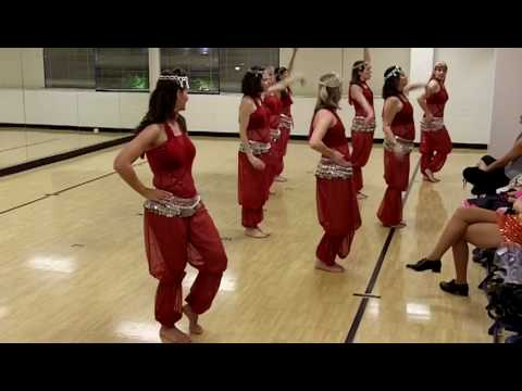 2010 Adult Bellydance Practice.MOV