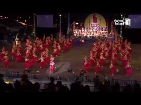 Heiva i Tahiti 2013 : Groupe Tamarii Pereaitu [Haute Qualité]