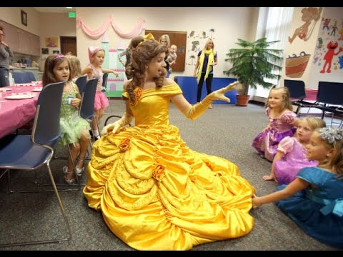 Belle Birthday Party Decorations Simple Princess Belle Birthday Party Ideas  Call 8664344101  Youtube Inspiration