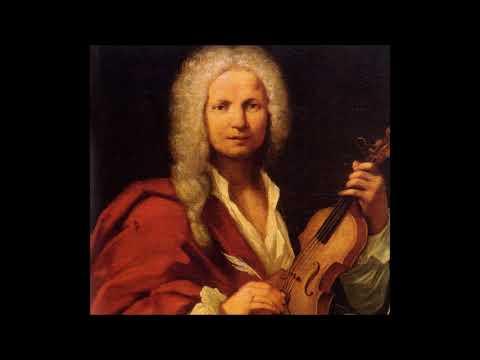 A. Vivaldi La Cetra, Concertos Op.9