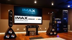 What is IMAX Enhanced Certification for Home Theater?