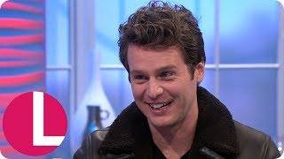 Jonathan Groff Feels Things Only Got Better for Him After He Came Out | Lorraine