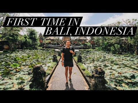 GAY FIRST TIME IN BALI, INDONESIA | Vlog #21