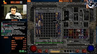 Diablo 2 - 8 Man Hell Speedrun (03/01/2019)