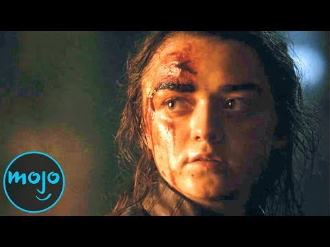Top 10 Most Kickass Arya Stark Moments