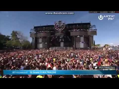 DJ snake   live perfom