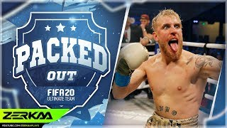 Back From The Gib vs Jake Paul Fight! (Packed Out #89) (FIFA 20 Ultimate Team)