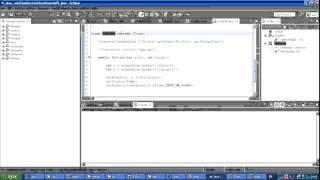 Java и Создание Игр : Урок 8 - Рисуем в окне фигуры