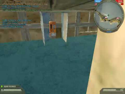 My under water base