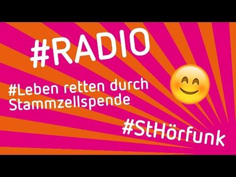 Interview zum Schulprojekt mit RAdio Stöhrfunk / DSD / Deutsche Stammzellspenderdatei