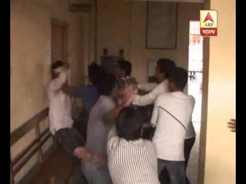 violence in raiganj surendranath college