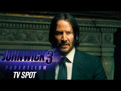 "John Wick: Chapter 3 - Parabellum (2019) Official TV Spot ""Passage""– Keanu Reeves, Halle Berry"