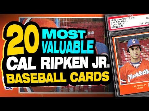 top-20-cal-ripken-jr.-baseball-card-&-rookie-card-list
