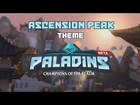 Ascension Peak Theme | Paladins OB68