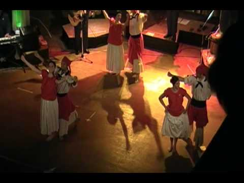 how to dance the french minuet