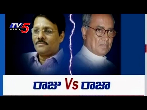 Telangana Congress Political Drama: Koppula Raju vs Digvijay Singh | TV5 News