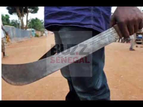 Video/ Thiès : Ibrahima Faye tue sa mère avec un coupe-coupe et s'explique