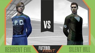 Resident Evil vs Silent Hill - Futebol Fight