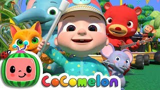 Musical Instruments Song (Animal Band) | CoCoMelon Nursery Rhymes & Kids Songs