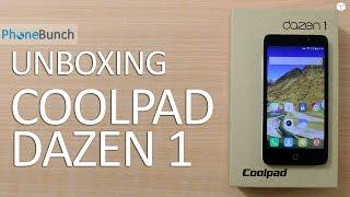 Coolpad Dazen 1 - Unboxing & Hands-on Overview